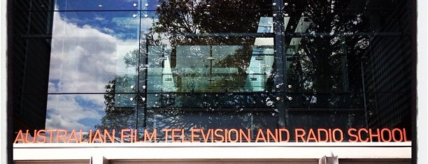 Australian Film Television and Radio School is one of The Entertainment Quarter.