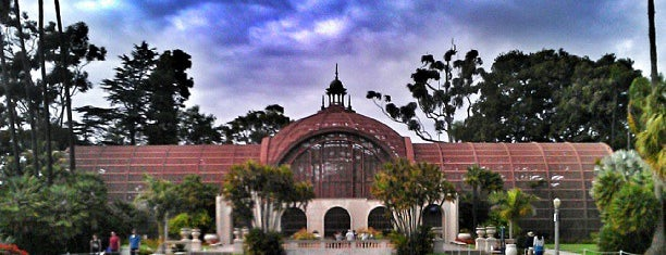 Balboa Park is one of Things to do in San Diego.