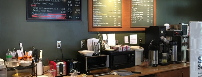 T'Latte is one of 20 favorite restaurants.