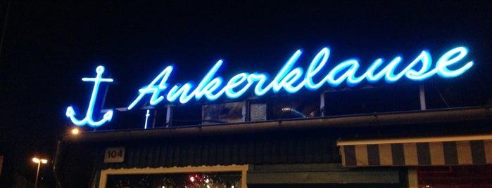 Ankerklause is one of Berlin.