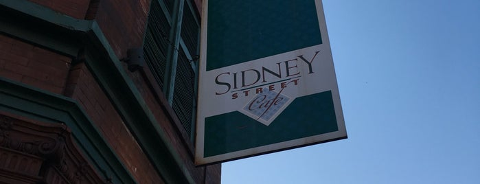Sidney Street Cafe is one of St. Louis.