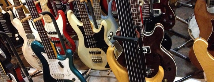 Real Guitars is one of vandaag.
