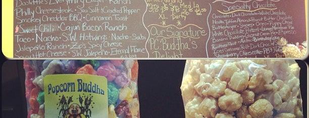 Popcorn Buddha is one of Local stuff to do.