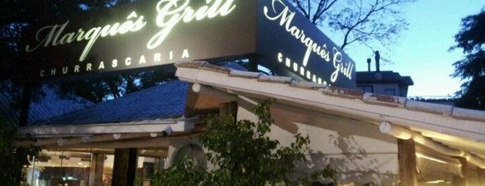 Marquês Grill is one of Restaurantes PoA.