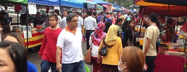 Bazar Ramadhan TTDI is one of Feed up.