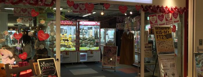 ナムコランド なんばパークス店 is one of 関西のゲームセンター.