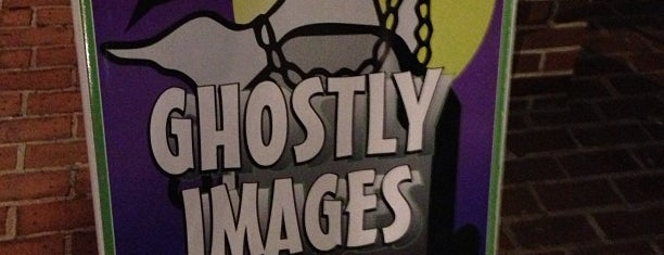 Ghostly Images is one of Art, Books, Music, And More.