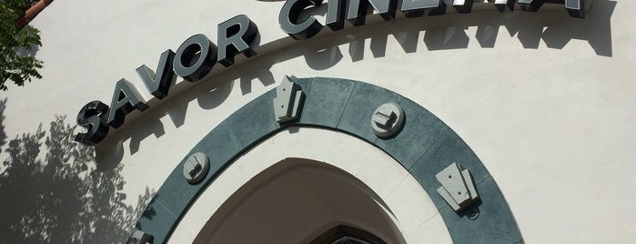 Cinema Paradiso is one of Florida Art & Foreign Film Movie Theaters.
