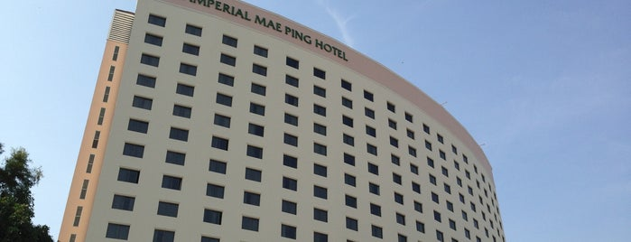 Imperial Mae-Ping Hotel is one of Hotel.