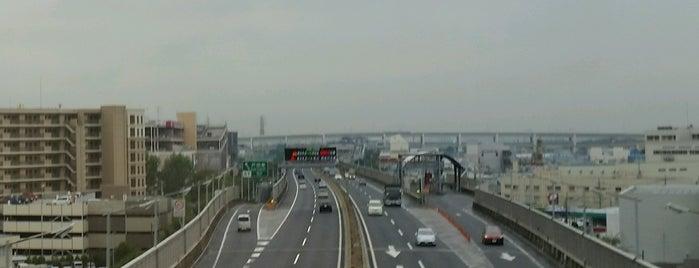 戸田東IC is one of 高速道路.