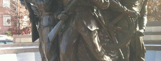 African American Civil War Museum is one of Members.