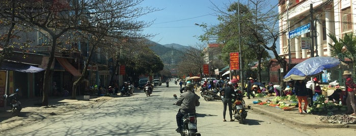 Tuần Giáo is one of Dien Bien-Lai Chau Place I visited.