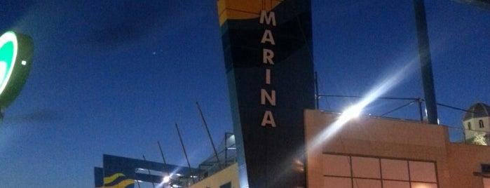 Centro Comercial La Marina is one of Ocio en los Alrededores.