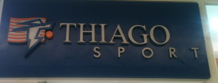 Thiago Sport is one of Midway Mall.