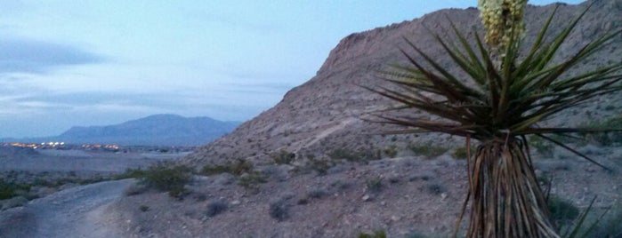 Lone Mountain is one of las vegas.
