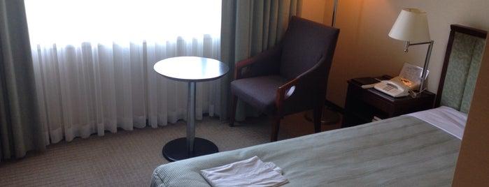 オークラフロンティアホテルつくば エポカル(Okura Frontier Hotel Tsukuba Epochal) is one of 行った所&行きたい所&行く所.