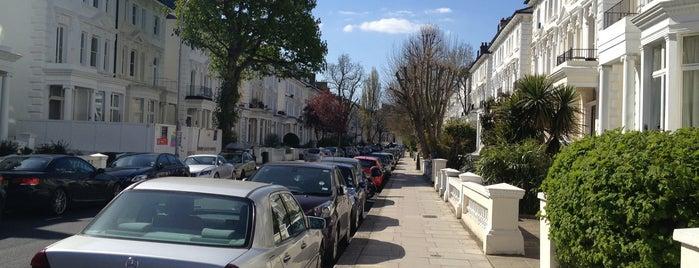 Belsize Park is one of Posti Belli a Londra.