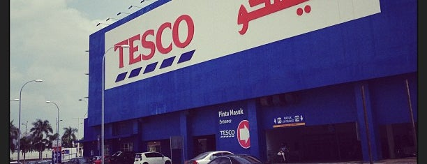 Tesco is one of Top 10 favorites places in Kota Bharu, Malaysia.