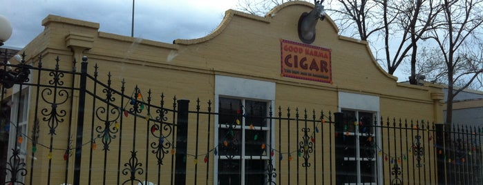 Good Karma Cigars is one of La Palina Retailers.