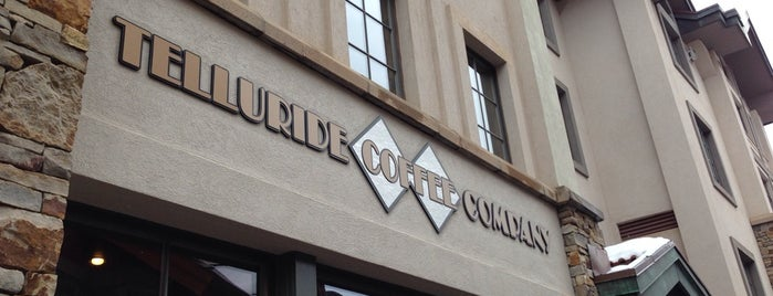 Telluride Coffee Company is one of USA 2012.
