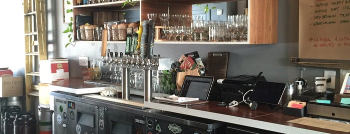 Boxelder Craft Beer Market is one of Hungry in Miami.