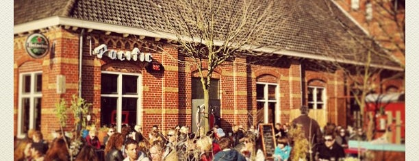 Pacific Parc is one of Afternoon drinks in Amsterdam.