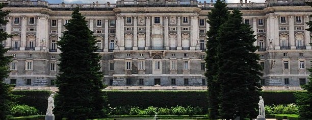 Jardines de Sabatini is one of @ Madrid (MD, España).