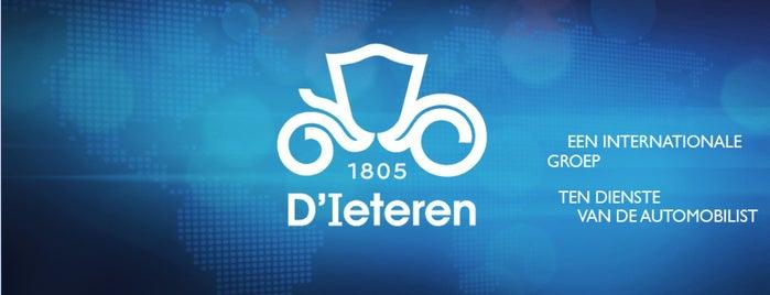 D'Ieteren is one of Automotive & Racing.