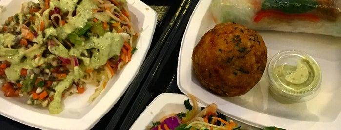 Iku Whole Foods is one of Sustainable Eats Sydney.