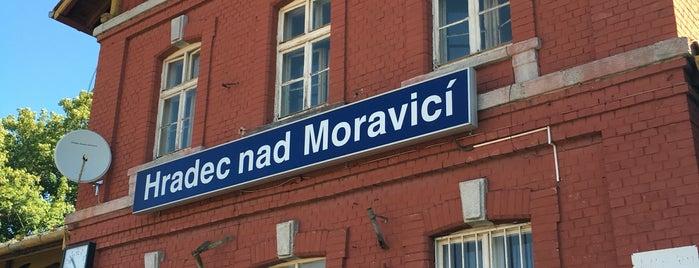 Železniční stanice ČR: H (3/14)