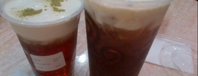Gong Cha is one of Coffee & Tea.