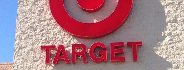 Target is one of Kel's Queendome ;-).