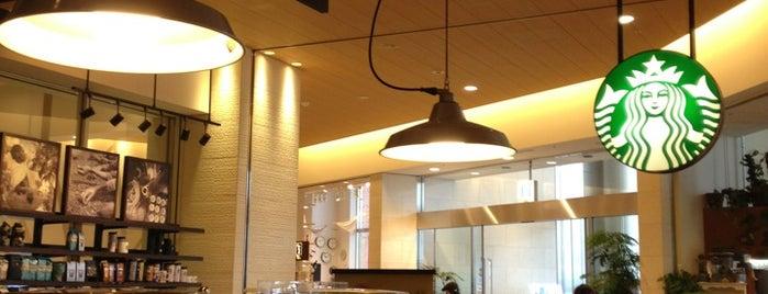Starbucks Coffee 二子玉川ライズドッグウッドプラザ店 is one of スターバックス.