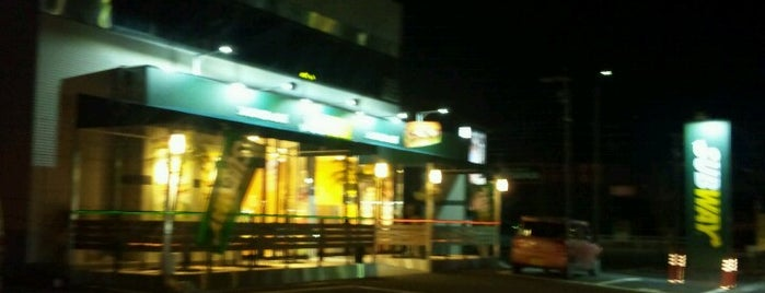 SUBWAY R155知立店 is one of SUBWAY中部 for Sandwich Places.