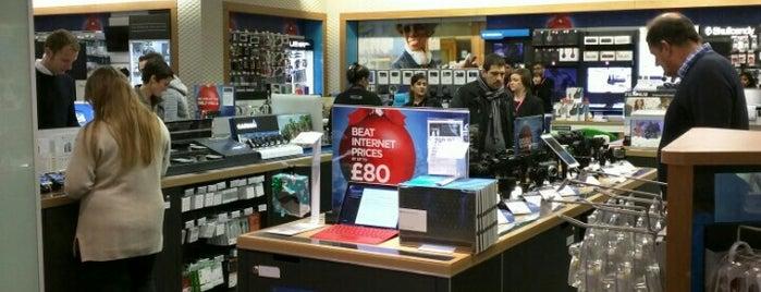 Shops at Gatwick Airport North Terminal