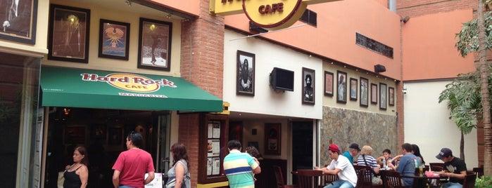 Hard Rock Cafe Margarita is one of HARD ROCK CAFE'S.