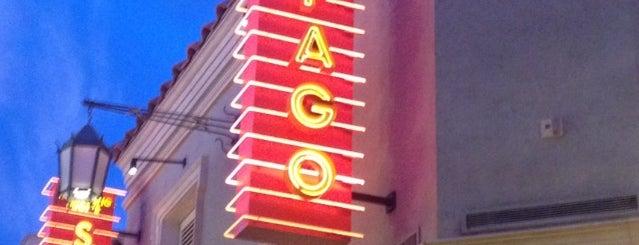 Spago Las Vegas is one of Vegas.