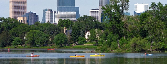 Lake of the Isles is one of Top 10 favorites places in Minneapolis, MN.
