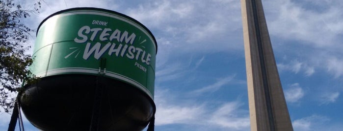 Steam Whistle Brewing is one of Toronto.
