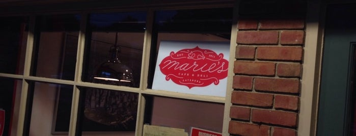 Marie's Italian Specialties is one of New Jersey Diner's, Drive-ins and Dives.