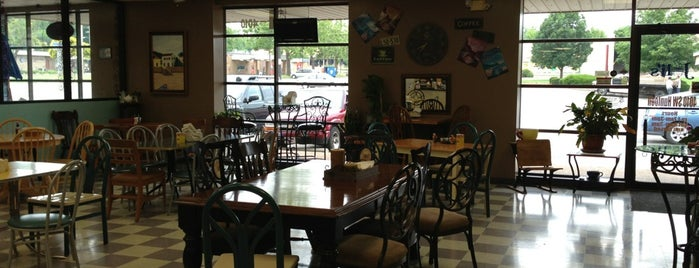 Juli's Coffee and Bistro is one of seveneightfive local flavor.