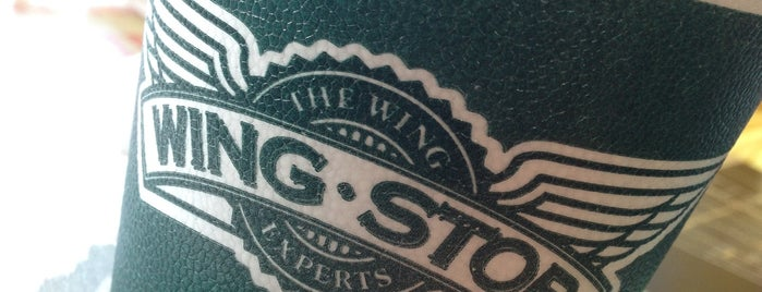 Wingstop is one of Places I really like.