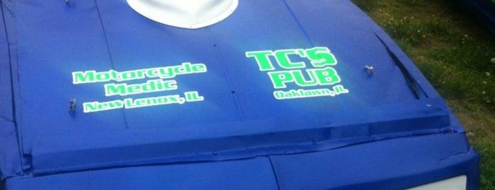 TC Pub is one of favorites.