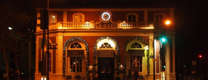 La Gare is one of Three Jane's Guide to Paris.