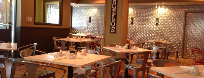 Angelo's Restaurant is one of Experience the Square.