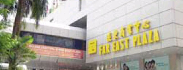 Far East Plaza is one of Must-visit Malls in Singapore.