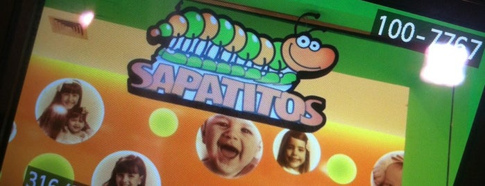 Sapatitos is one of Midway Mall.