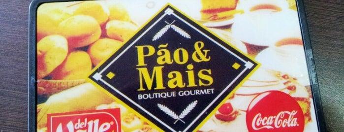Pão e Mais Delicatessen is one of DANIEL.