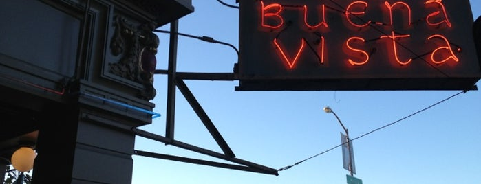 Buena Vista Cafe is one of SF Bars I'd Go Back To.