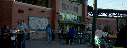 Helfaer Field is one of A Traveler's Guide to Milwaukee.